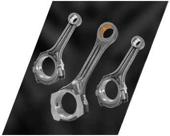 Heavy Machine Connecting Rod Manufacturer - Precious Industries Rajkot