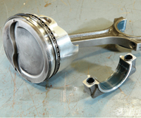 small block I beam connecting rod - precious industries rajkot