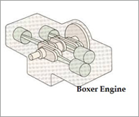 connecting rod used in inline type engine-precious industries rajkot