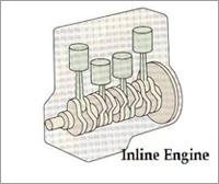 connecting rod used in boxer type engine-precious industries rajkot