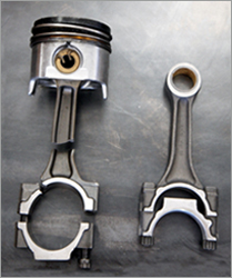 design of connecting rods-precious industries rajkot